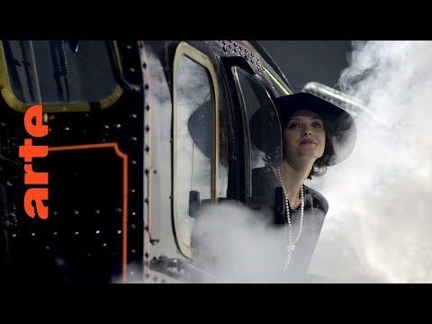 Orient Express, le voyage d'une légende -art industriel   ARTE