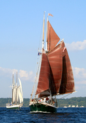 Tall Ships Inland Seas and Madeline