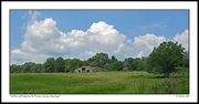 Old Barn off Highway 30, Prentiss Co, MS.