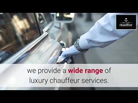 Luxury Chauffeur Driven Cars London