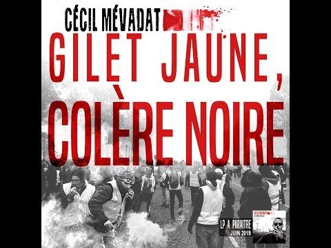 Gilet jaune, colère noire - Cécil Mévadat - 2019