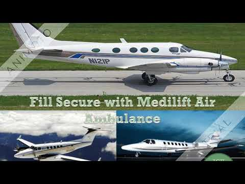 Cost-Effective and most Trusted Air Ambulance Service in Delhi by Medilift