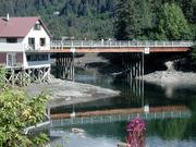 Bridge Seldovia Slough