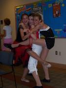 Goofy Dancers