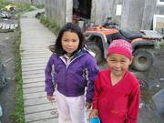 Alaska adventure -- Hooper Bay Authors in the Schools