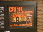 Jack Wakes Up transit