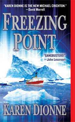 FREEZING POINT cover