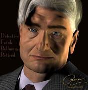 Detective Frank Bellamy, Retired