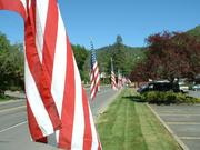 Police Memorial Day, Rogue River, OR