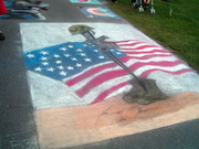 Chalkfest Entry, 2008
