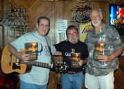 Norm Cote, Michael & Rob Murdock 7.18.08