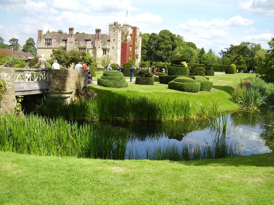 Hever Castle, Kent--Boleyn Home