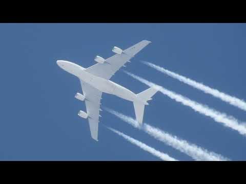 Satan's Favorite Sprayer Air France 666
