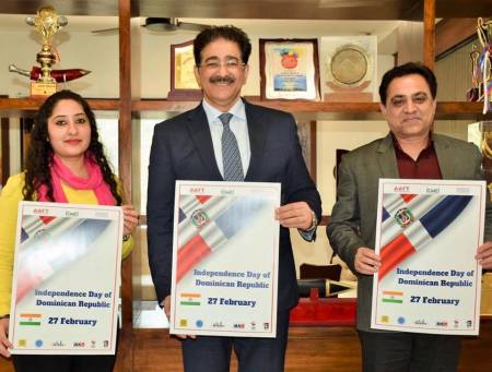 Independence Day of Dominican Republic Celebrated at ICMEI