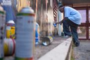 Graffitis, arte urbano
