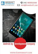 Android App Development Company In India- 6ixwebsoft Technology