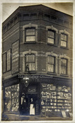 Smith Grocers corner of Vartry & Holmesdale Roads, c1905