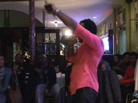 Reggae Dancehall Star Mister Glamorous Live - BlessTheMic