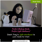 Dash Tray for makeup