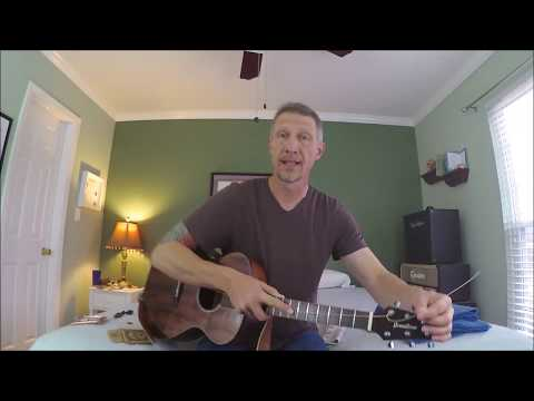 How to Change Acoustic Guitar Strings
