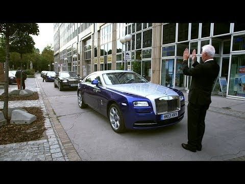 Inside Rolls Royce Documentary HD