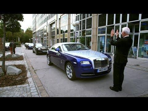 Inside Rolls Royce Documentary HD