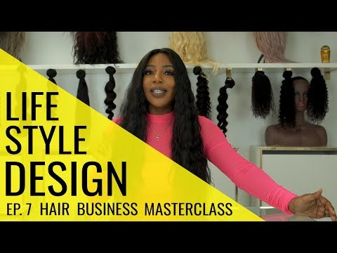 How To Use Business To CREATE YOUR DREAM LIFE | Hair Business Masterclass Episode 7