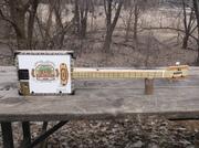 Arturo Fuente Cigar Box Guitar