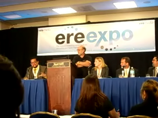Gerry Crispin ERE Expo Panel