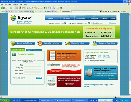 Jigsaw Video Tutorial: Recruiters and Sourcers Benefit from Name Search & CI