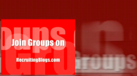 Recruiting Blogs Group promotion