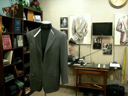 Bespoke Master Tailor