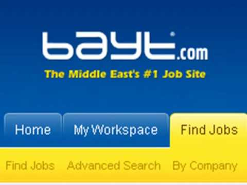 How to set up a Job Alert on Bayt.com