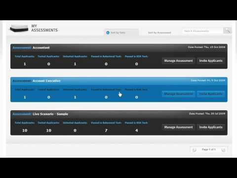 ProfileSense demo