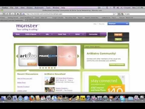 Monster.com going niche