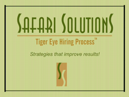Safari Solutions Overview