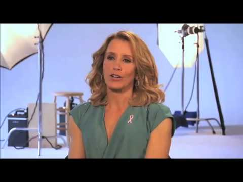 Felicity Huffman Asks Americans to Join Lee National Denim Day's 15th Year of Fighting Breast Cancer