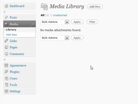 WordPress for Blogging Part 10: Media