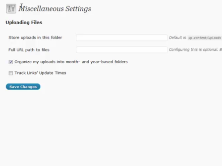 WordPress for Blogging Part 11: miscellaneous