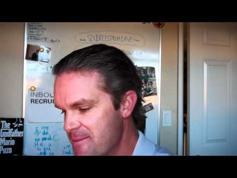 Real Time VLOG Comment By Dave Meerman Scott [Inbound Recruiter]