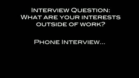Job Interview with a Viking