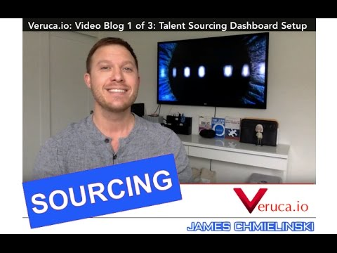 Sourcing Dashboard: Video Blog 1of 3