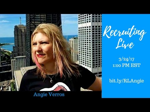 RecruitingLive w/ Angie Verros
