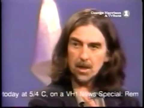 George Harrison - On Fame, Bliss and Consciousness (Last interview)