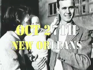 Oct 27th March in New Orleans