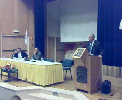 Dr. Riad al-Malki, Palestinian FM, Part I