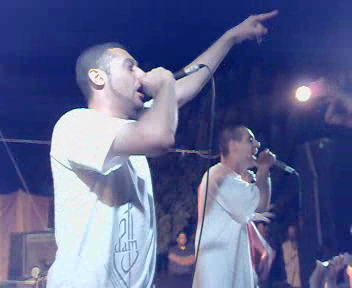 Rap at Sulha 2007