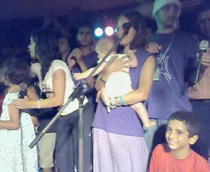 Sulha - Children Singing - August 28, 2008