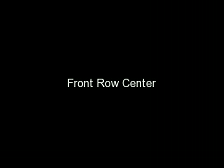 FRONT ROW CENTER BOOK TRAILER -Wins IPPY Award! Cynthia B Ainsworthe
