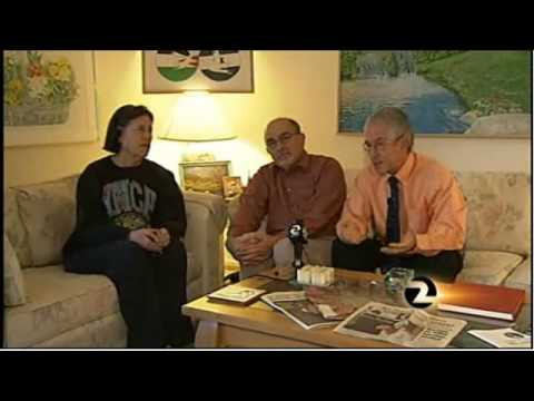Jewish-Palestinian Living Room Dialogue